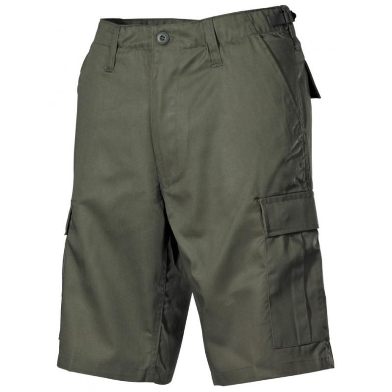Kratke hlače BDU Zelene