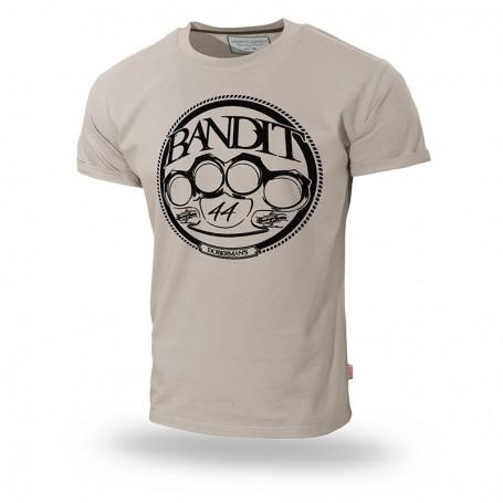 Majica kratek rokav Dobermans Aggressive Bandit Bež TS160