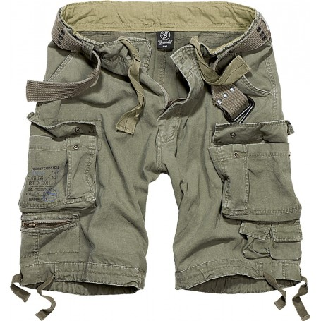Kratke hlače Savage Olivne