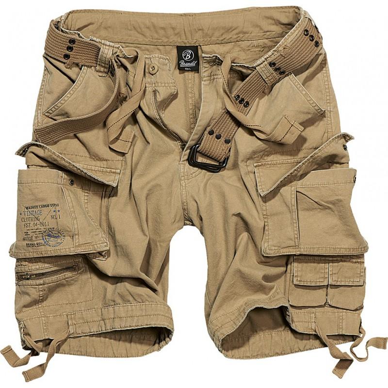 Kratke hlače Savage Rjave