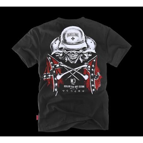 Kratka majica Doberman's Aggressive Rebellion Črna TS87