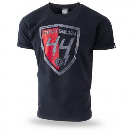 Kratka majica Dobermans Aggressive Nordic Division črna TS230