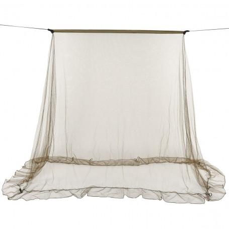 Mreža za komarje - šotor - olivna