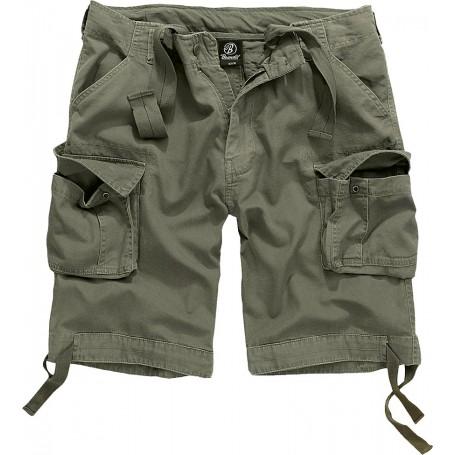 Kratke hlače Urban Legend Olivne