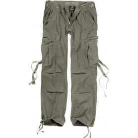 Ženske Cargo hlače Olivne