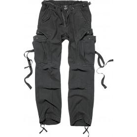 Ženske Cargo hlače Črne