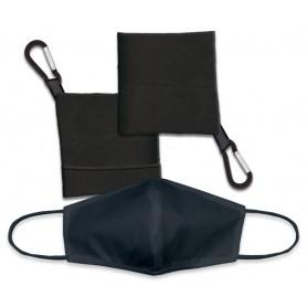 Zaščitna pralna maska + torbica za shranjevanje 30727