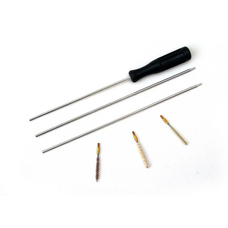 """Set za čiščenje orožja """"Kamila Trading» cal. 4,5 mm"""