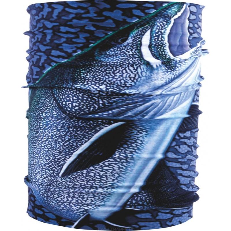 Večnamenska rutka – Buff Salmon 3D Traper