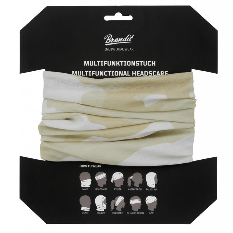 Večnamenska rutka - Buff Multi Sandstorm