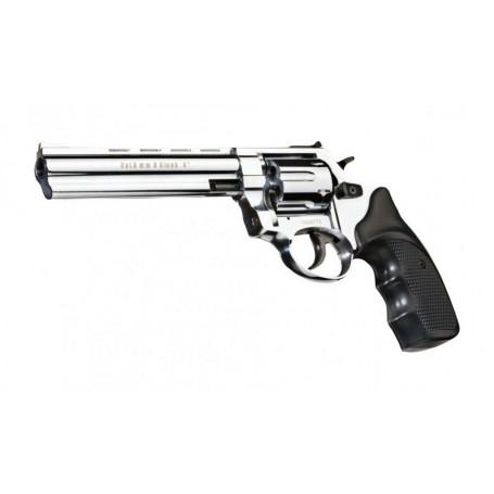 """Signalni revolver Zoraki R1 6"""" 6mm Shiny Chrome"""