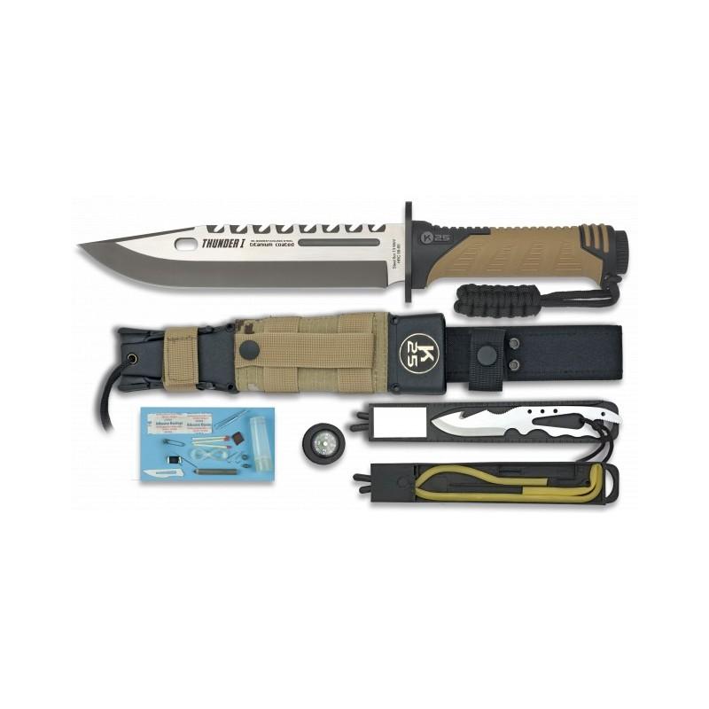 Nož taktični RUI Thunder I (Energy series) 32019