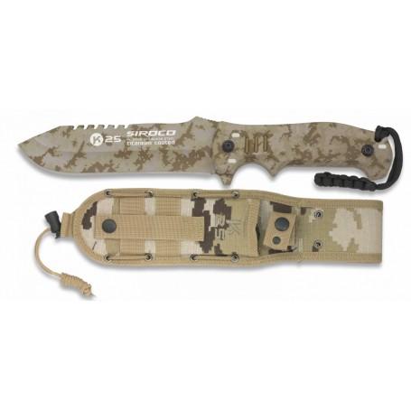 Nož Siroco Desert Camo 32116