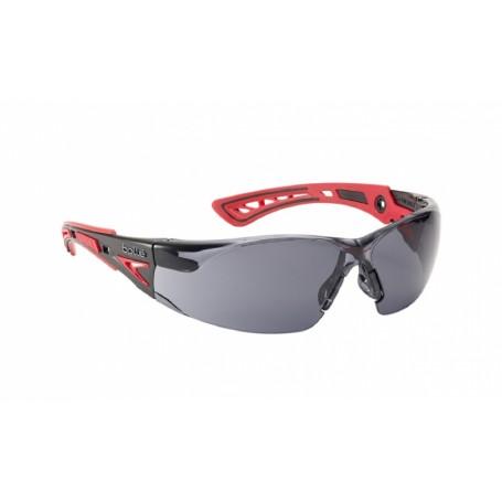 Očala zaščitna BOLLE RUSH+ Smoke lens /C300-10