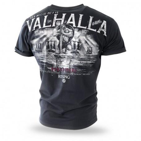 Kratka majica Doberman's Aggressive Valhalla Črna