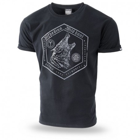 Kratka majica Doberman's Aggressive Ulfhedin II Črna